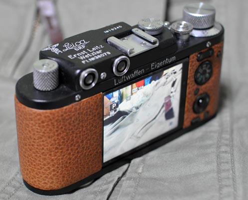 Цифровой фотоаппарат из зенита своими руками 77